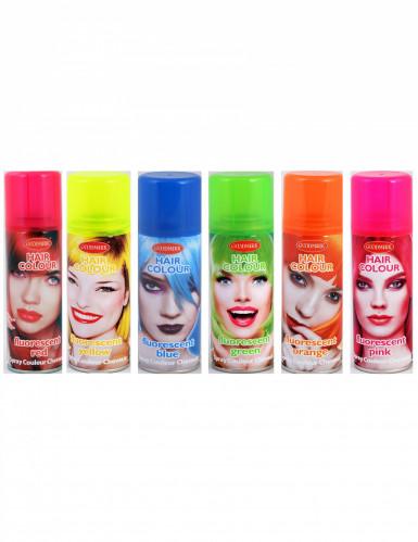 Bomboletta per capelli colori fluo
