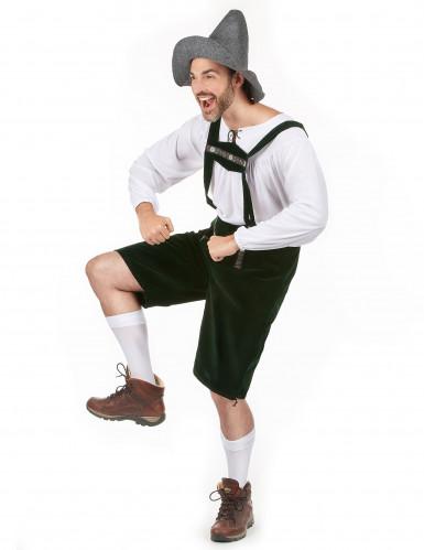 Costume per uomo da Bavarese-1