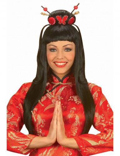 Parrucca da cinesina per donna