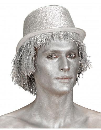 Crema color argento