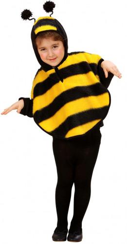 Poncho da ape per bambina