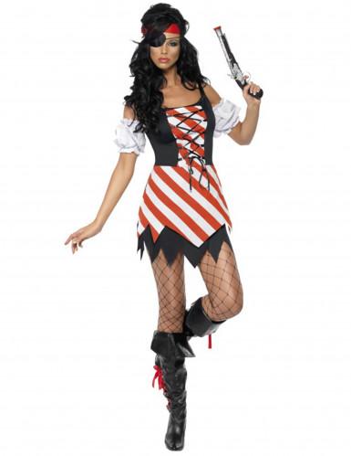 Completo pirata da donna