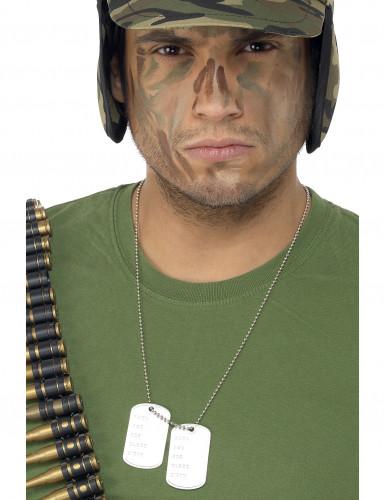 Collana da militare