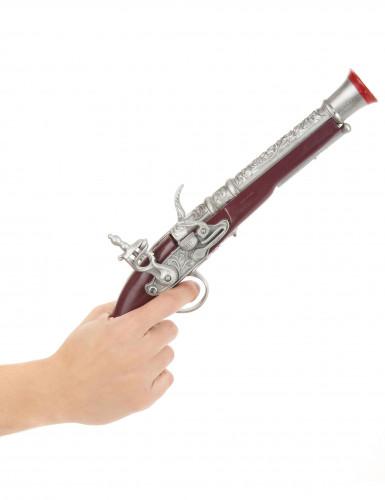 Pistola pirata in plastica uomo-1