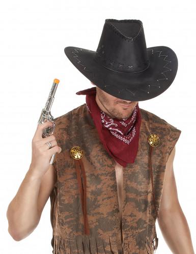 Bandana rossa da cowboy-1