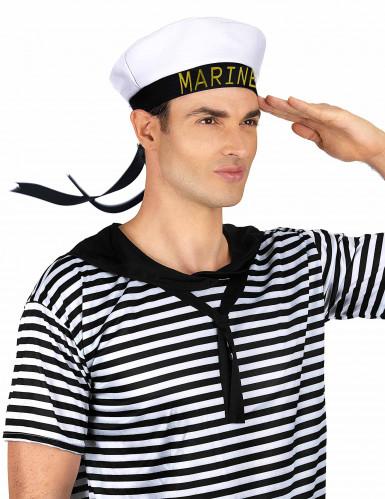 Cappello da marinaio classico-1