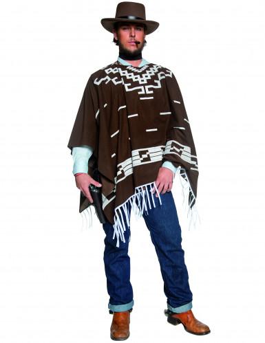 Costume adulto da cow boy