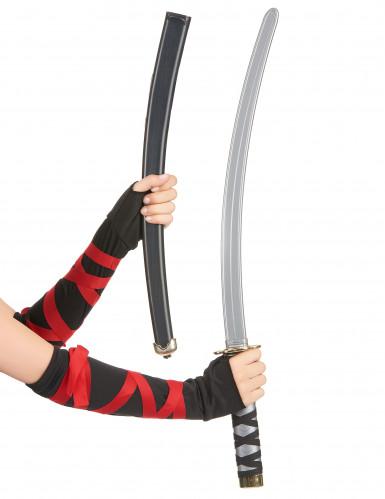 Una sciabola Ninja-1