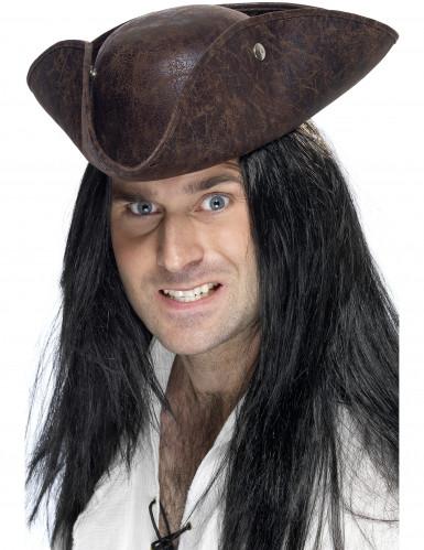 Cappello da pirata per adulti