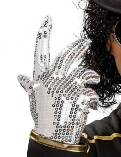 Guanto paillettato Michael Jackson per bambino
