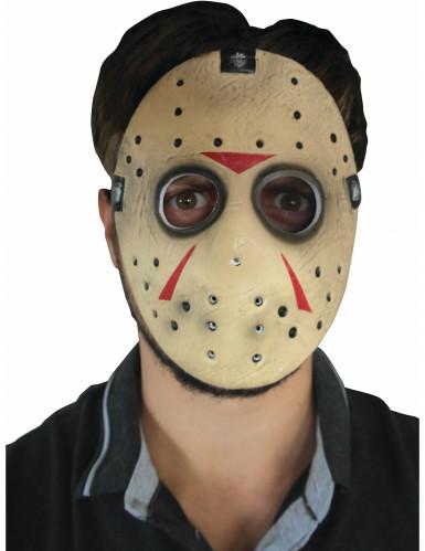 Maschera da adulto Jason Venerdì 13™-1