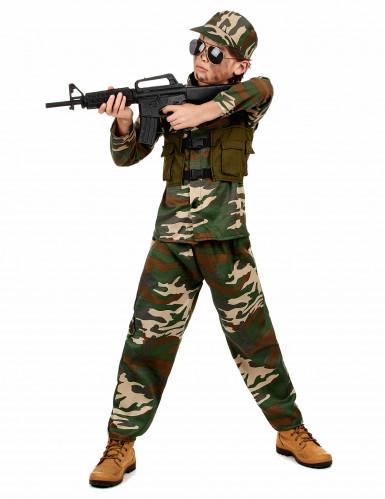 Travestimento militare per bambino-1