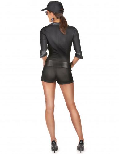 Costume donna da agente FBI sexy-2
