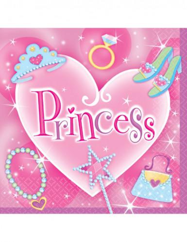 Tovaglioli stile principessa