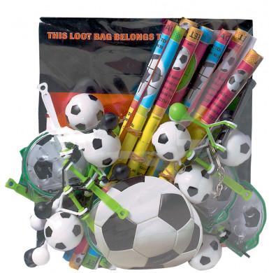48 gadget a tema calcio