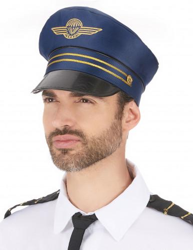Cappellino da capitano per adulto-1