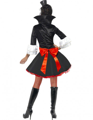 Costume di Halloween da vampiro da donna-1