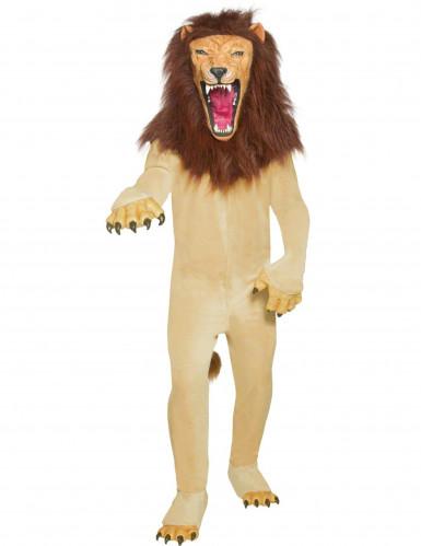 Costume leone da adulto