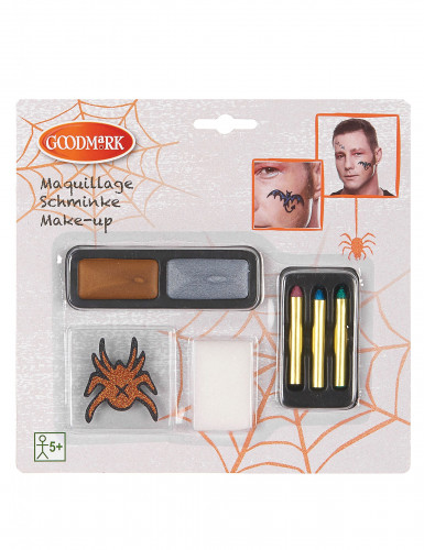 Trucco glamour e tatuaggi per Halloween