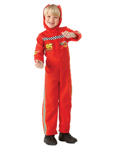 Costume Saetta Mc QueenDisney Pixar Cars per bambino