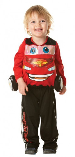 Costume Cars Saetta Mac Queen™ Disney Pixar™ per bambino