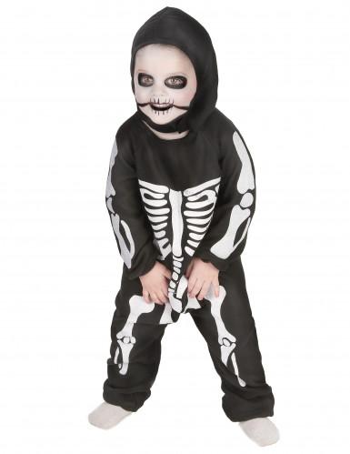 Costume da scheletro per bambino-1