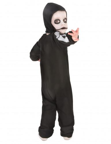 Costume da scheletro per bambino-2