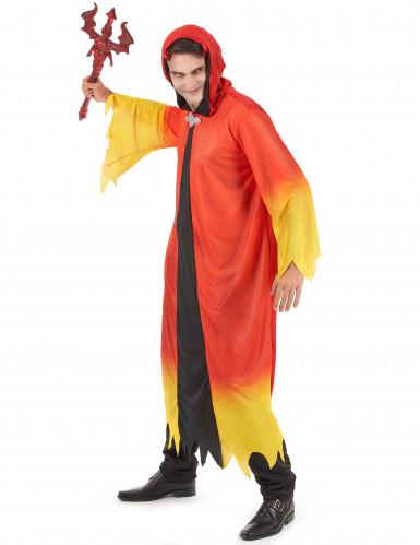 Costume da diavolo per Halloween da uomo-1