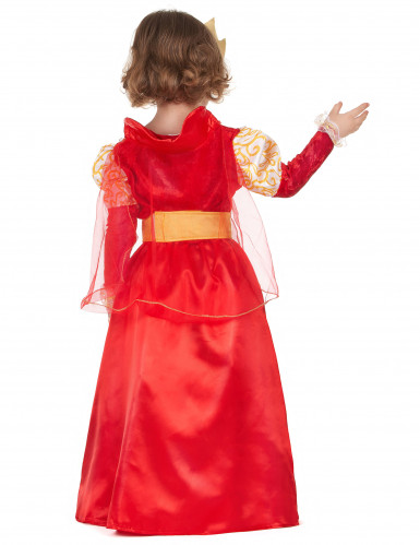 Costume regina per bambina-2