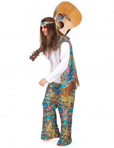 Completo hippy anni '70 uomo-1