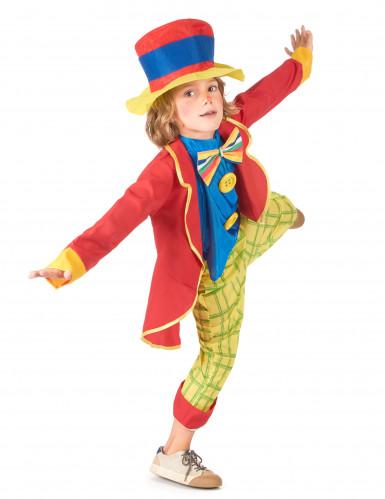 Costume da clown divertente per bambino-1