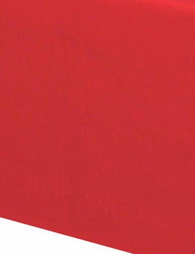 Tovaglia rossa di carta-1