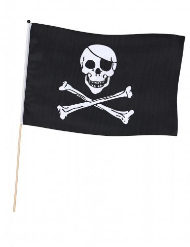 Bandiera da pirata con asticella