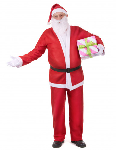 Costume da Babbo Natale per adulto