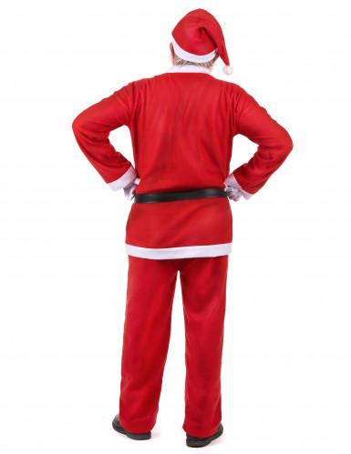 Costume da Babbo Natale per adulto-2