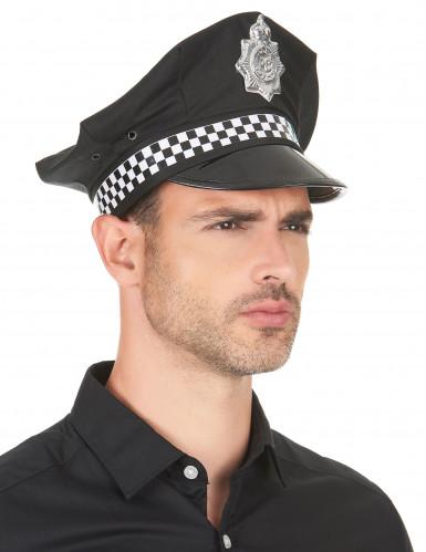 Copricapo della polizia inglese-2