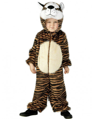 Costume tema tigre per bambini