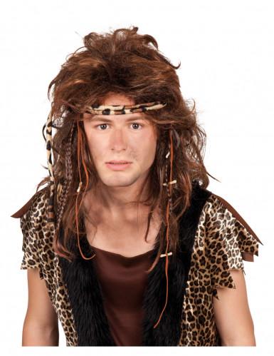 Parrucca uomo della preistoria