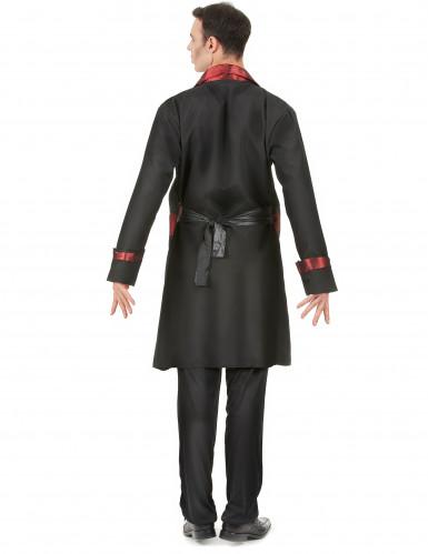 Costume da vampiro da uomo per Halloween-2