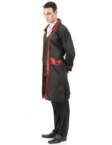 Costume da vampiro da uomo per Halloween-1