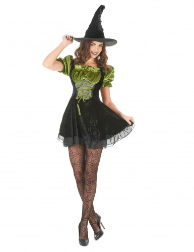 Costume da strega halloween per donna