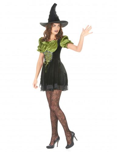 Costume da strega halloween per donna-1