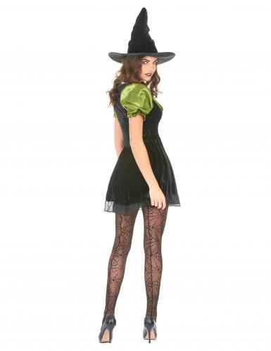 Costume da strega halloween per donna-2