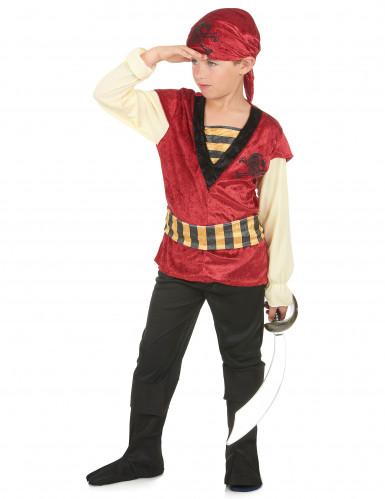 Costume da pirata per bambino-1