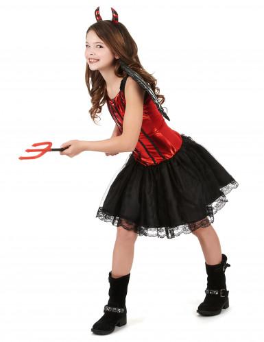Costume da diavolessa per bambina-1