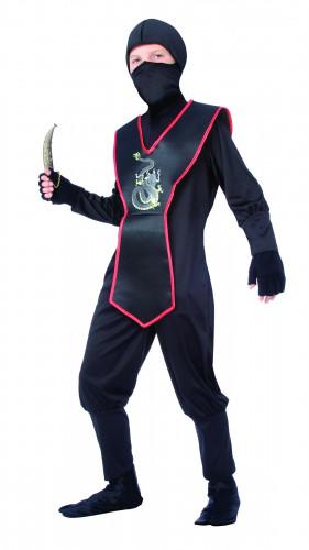Vestito da ninja per bambino