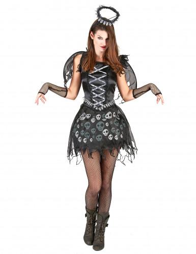 Costume per donna angelo gotico