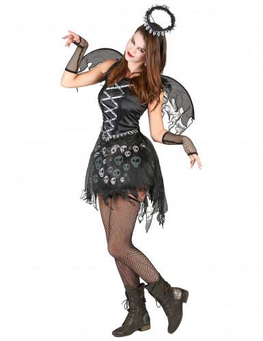 Costume per donna angelo gotico-1