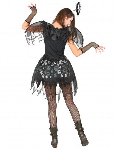 Costume per donna angelo gotico-2