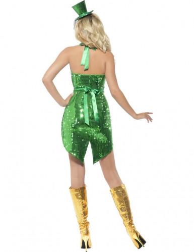 Costume sexy folletto irlandese per donna-1